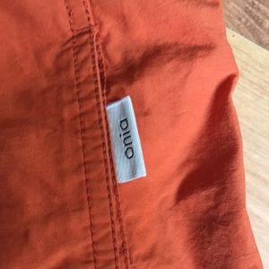 ONIA - Burnt Orange Swim Trunks Size 32 (M)